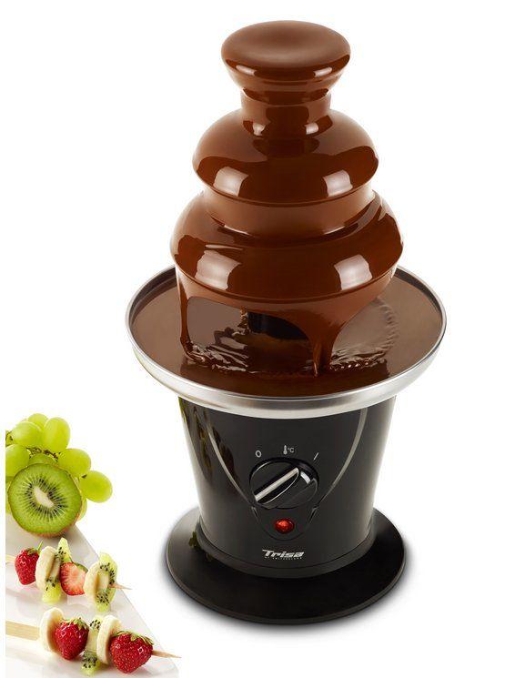 Шоколадный фонтан Trisa Choco Dream 7357.4212