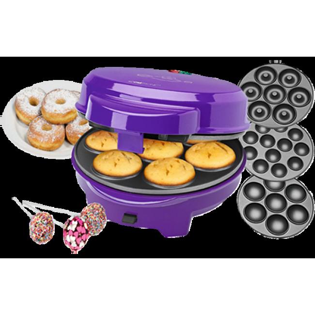 Аппарат для приготовления пончиков, кексов и печенья CLATRONIC DMC 3533