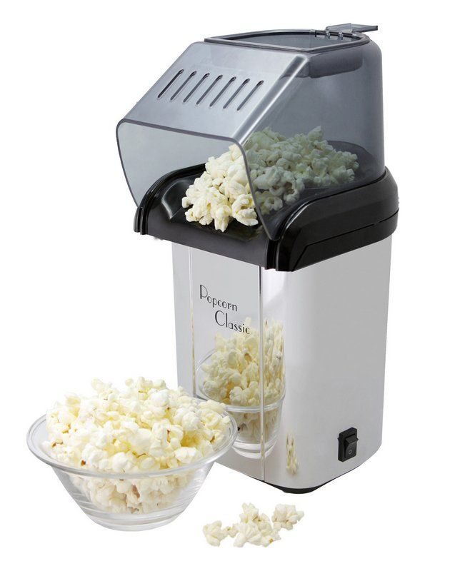 Попкорница Trisa Popcorn Classic chrom 7707.7512