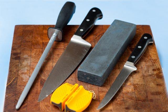 Заточка ножей - обо всем, что стоит знать для острых ножей дома