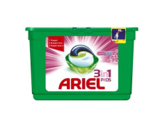 Капсулы для стирки Ariel Touch of Lenor Fresh 12 шт (8001090758187)