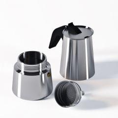 купить гейзерную кофеварку на плиту