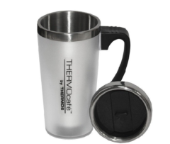 Термочашка Thermos TH QS1904 - 0,42 л 6177, Серый