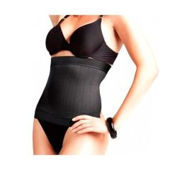 Пояс Solidea Silver Wave Abdominal Band 0394A5 SM09 Nero XL