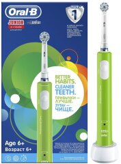 Зубная щетка BRAUN Oral-B D 16.513.1 Junior