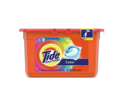 Капсулы для стирки Tide Color 12х24.8г (8001090758231)