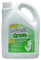 Дезинфицирующая жидкость Thetford B-Fresh Green (8710315020786) - 2 л