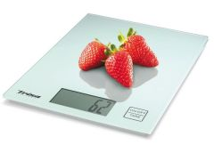 Весы кухонные Trisa Kitchen scale Easy Weight 7721.7000 white, Белый