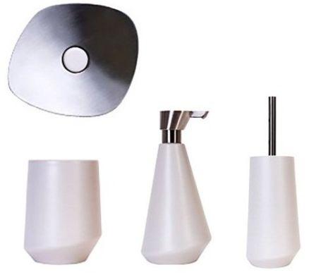 1e9e58daac34 → Набор аксессуаров для ванной Spirella ESSOS - светло-серый, цена ...