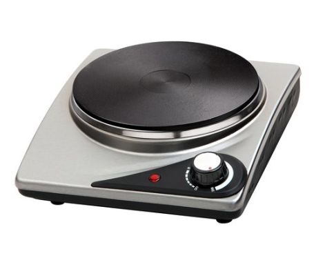 Электроплита настольная одноконфорочная Trisa Heating plate single 7760.7512