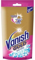 Пятновыводитель жидкий для тканей Vanish Gold Oxi Action 100 мл (5900627067675)