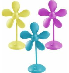 Вентилятор Trisa Table Fan Florissima yellow 9337.5210