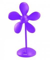 Вентилятор Trisa Table Fan Florissima vilolet 9337.8910